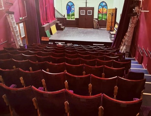 Little Theatre Closed Until Further Notice