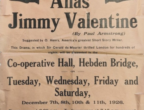 Alias Jimmy Valentine, 1926