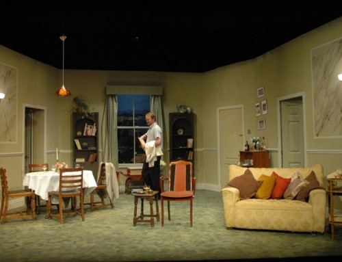 The Odd Couple Set, 2009