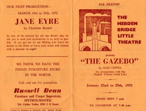 The Gazebo, 1972