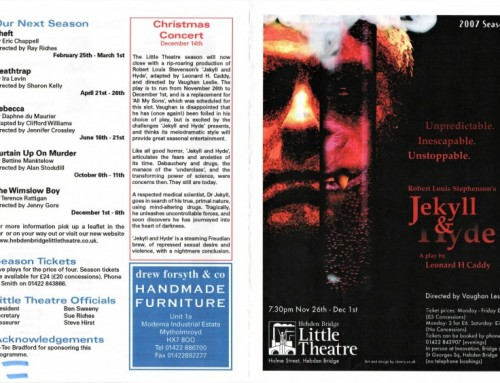 Jekyll and Hyde, 2007